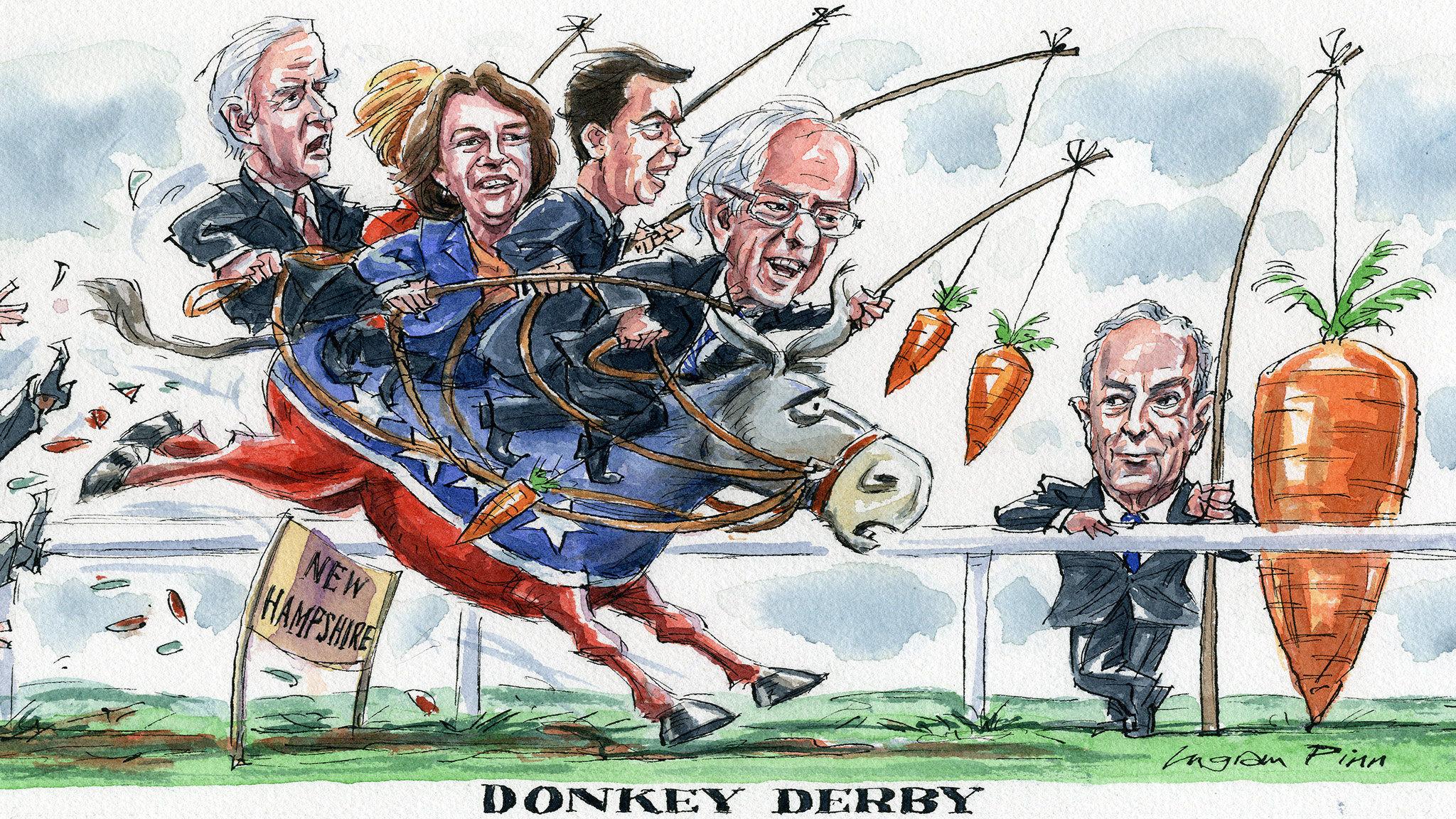 web_Democratic presidential candidates